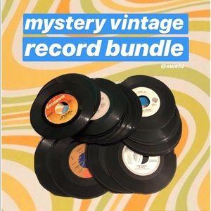 VTG Mystery Record Bundle
